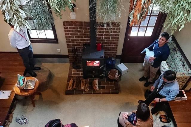 薪ストーブの会 in 球磨杉の舎 開催いたしました!