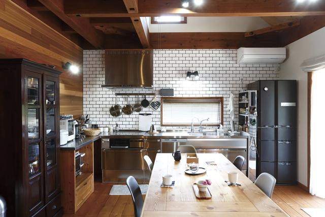 《わたしの台所》の作り方 ~キッチンから始まる暮らし③~