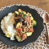 未来工房の食卓「夏野菜カレー」