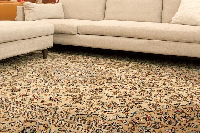 手織り絨毯 「ペルシャ絨毯とギャベ」