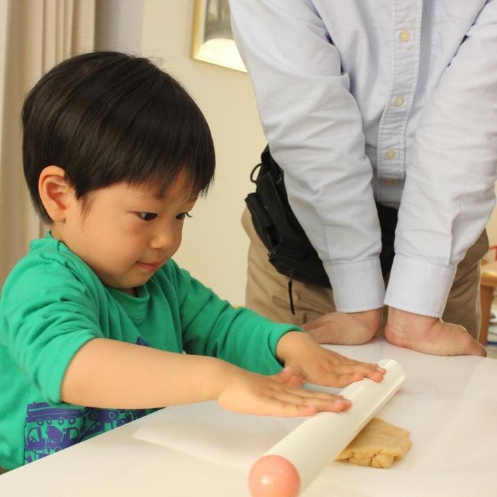 【やかまし村のギャラリー】長くつ下のピッピの世界展開催記念!ジンジャークッキー作り