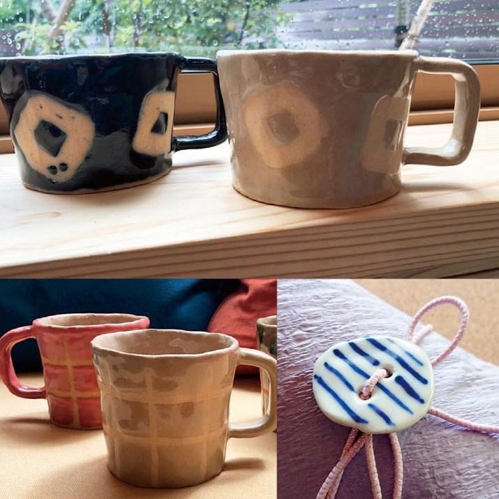 [11/23~25]-しおり窯- マグカップとお湯呑展