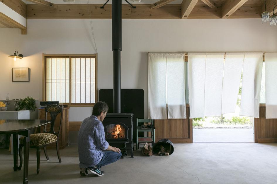 アンティークとアートと八女杉の家、お住まい見学会/福岡市西区