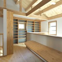 遊び心も使い勝手も暮らしやすさも大満足の家。/福岡市西区