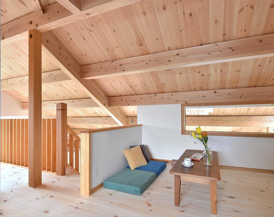 程よい距離感で暮らす、二世帯住宅。/福岡市西区