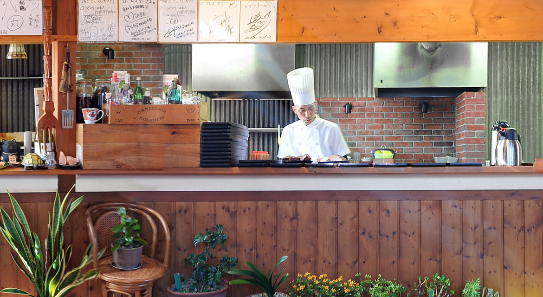 福岡市西区 西の隠れ家 木づくりレストラン Rosemary (ローズマリー)