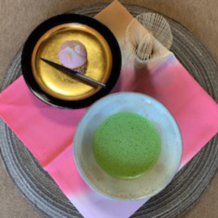 【中止】茶道体験教室  春休み・親子教室