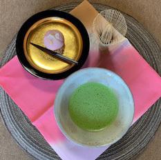 茶道体験教室  春休み・親子教室