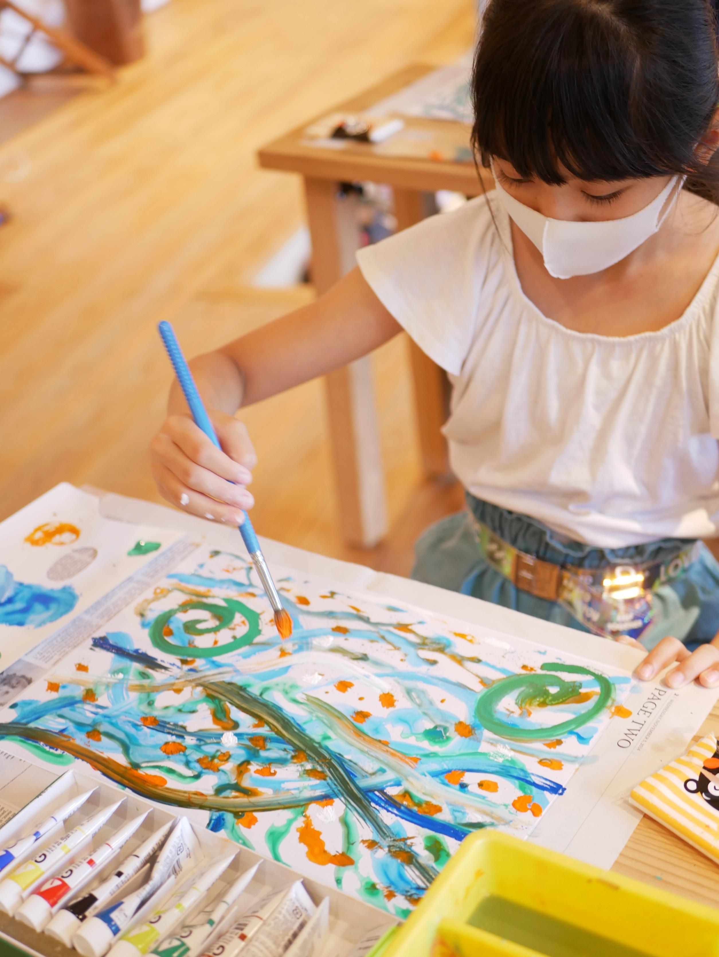 Kid's クリニカルアートサロン(小学生)